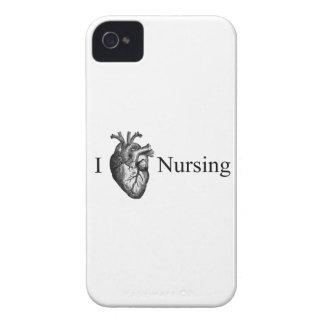 I Heart Nursing iPhone 4 Case