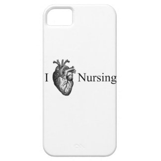 I Heart Nursing iPhone 5 Covers
