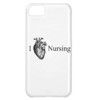 I Heart Nursing iPhone 5C Cases
