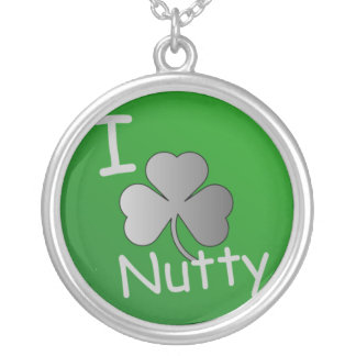 I Heart Nutty Necklace