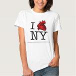 I (Heart) NY Tee Shirts
