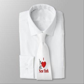 I Heart NY Tie