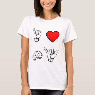 I HEART NY - white background T-Shirt