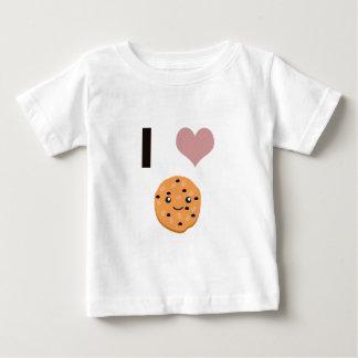I heart Oatmeal Cookies Baby T-Shirt
