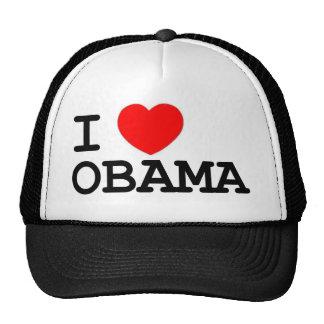 I Heart Obama Hat