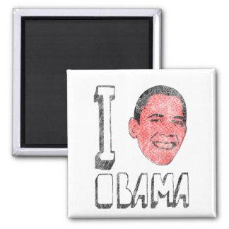 I Heart Obama Magnet