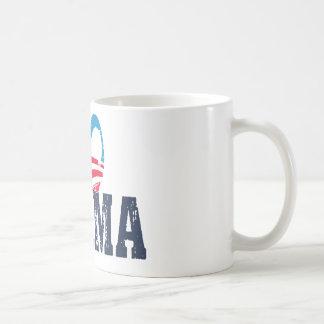 I Heart Obama Mugs