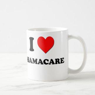 I Heart Obamacare Coffee Mug