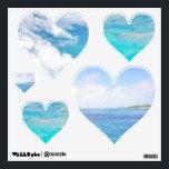 """I Heart Ocean Wall Sticker<br><div class=""""desc"""">I heart Ocean</div>"""