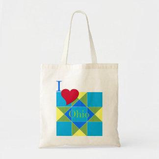 I Heart Ohio Tote Bag