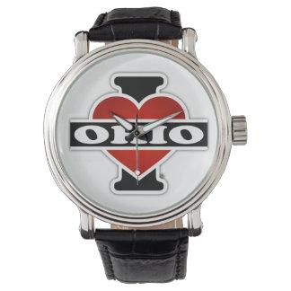 I Heart Ohio Watch