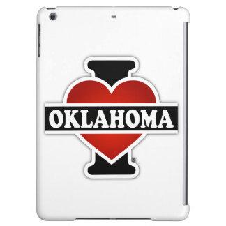 I Heart Oklahoma Cover For iPad Air