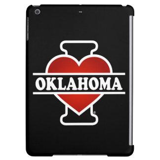 I Heart Oklahoma iPad Air Cover
