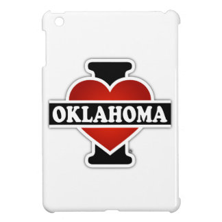 I Heart Oklahoma iPad Mini Case