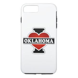 I Heart Oklahoma iPhone 7 Plus Case