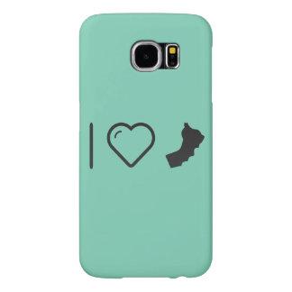 I Heart Omans Samsung Galaxy S6 Cases
