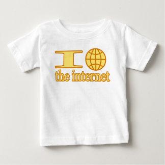 I Heart (or Globe) the Internet Tee Shirts