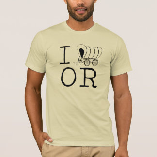 I Heart OR T-Shirt
