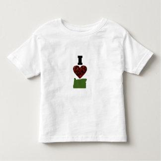 I Heart Oregon Cranberries T Shirts