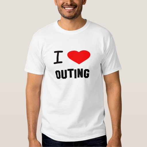 I Heart outing T-Shirt
