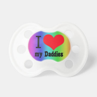 I HEART PACIFIERS