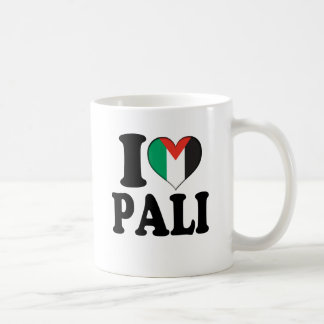 I Heart Palestine Coffee Mug
