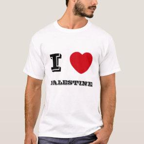 I heart Palestine T-Shirt