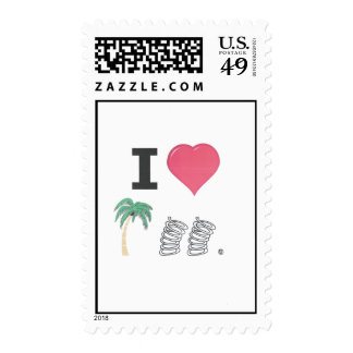 I Heart Palm Springs 001 Stamps