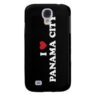 I Heart Panama City Panama Galaxy S4 Covers