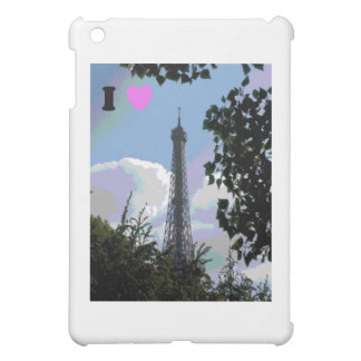 I heart Paris Case For The iPad Mini