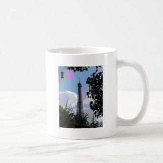 I heart Paris Coffee Mug