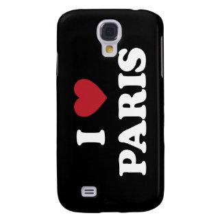 I Heart Paris France Samsung Galaxy S4 Covers