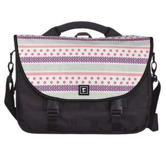 I Heart Patterns Bags For Laptop