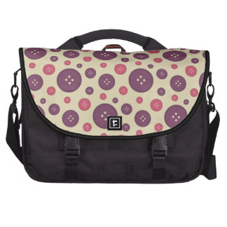 I Heart Patterns Commuter Bag