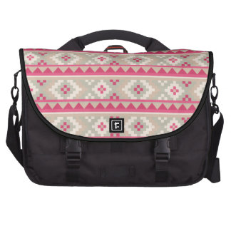 I Heart Patterns Computer Bag