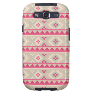 I Heart Patterns Samsung Galaxy SIII Covers