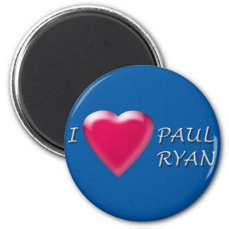 I Heart Paul Ryan Magnet