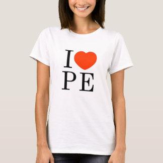 I Heart PE T-Shirt
