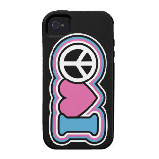 I HEART PEACE iPhone 4/4S COVERS