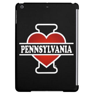 I Heart Pennsylvania Case For iPad Air