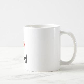 I Heart PGH Coffee Mug