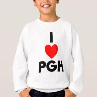 I Heart PGH Sweatshirt