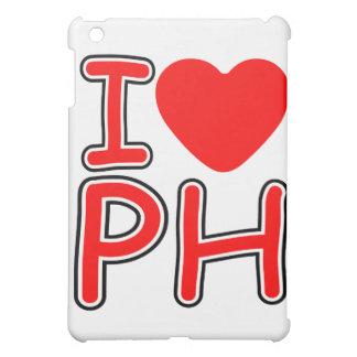 I Heart PH iPad Case