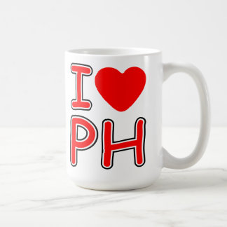 I heart PH - Mugs