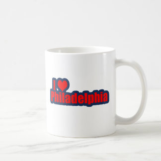 "I ""Heart"" Philly Coffee Mug"