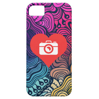 I Heart Photographers Icon iPhone 5 Covers