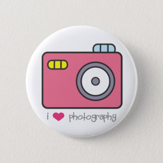 I Heart Photography Button