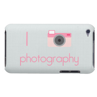 I Heart Photography Barely There iPod Cases