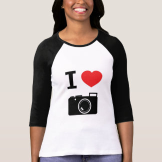 I HEART PHOTOGRAPHY T-Shirt