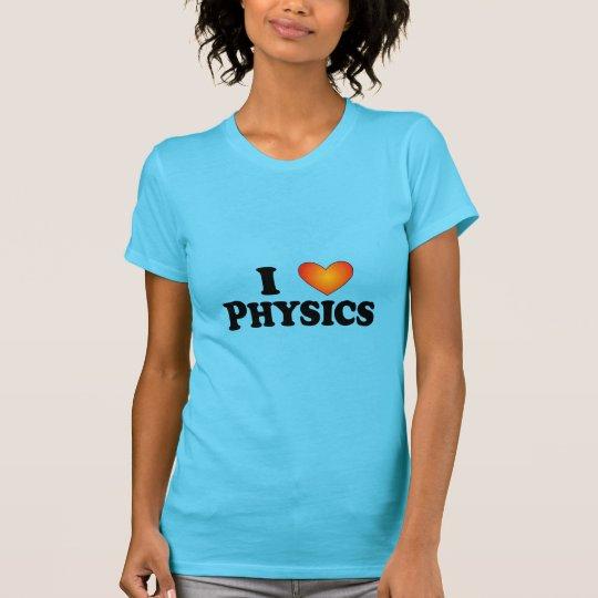 I (heart) Physics - Lite Multi-Products T-Shirt
